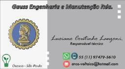 Engenharia, instalação e manutenção elétrica