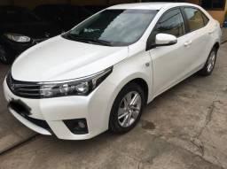 ALEX CAR Vende: Corolla GLi Upper 1.8 Flex 2015/2016 PÉROLA - 2016