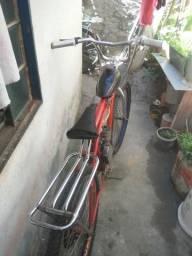 Troca bicicleta motorizada em outra?