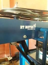 Brunidora de cilindro de moto