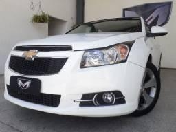 Chevrolet Cruze 1.8 LT 16V 4P 2013/2013 Branco Blindado