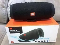 Caixa de Som Bluetooth Charge 3 - Importada