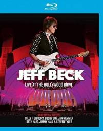 Blu ray Jeff Beck - Live At The Hollywood Bowl