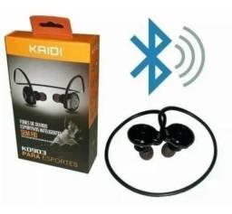 Fone Ouvido Sem Fio Bluetooth Kaidi Kd-903 Esporte Original