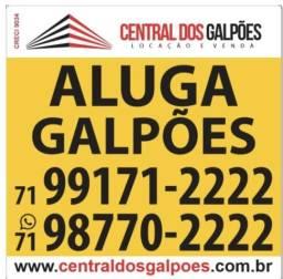 Galpão com 2000m2