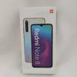 ESPECIAL Mães! Redmi note 8 64 da Xiaomi. novo lacrado com garantia e entrega