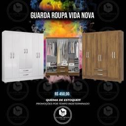 Guarda roupa _Goiânia e Aparecida