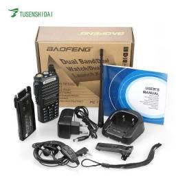 Radio Comunicador HT Digital Baofeng UV82 Pega Qualquer Frequência - Loja Natan Abreu