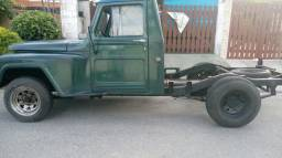 Ford Rural F75 ano 77