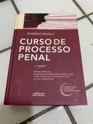 Vendo livro de direito - curso de processo penal