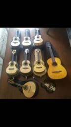 Aulas de Cavaco/Banjo