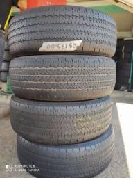 Pneus 255/60/18 Marca Bridgestone