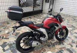 Yamaha Fazer 250c 2018