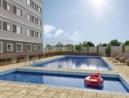 Apartamento com 2 dormitórios à venda, 50 m² por R$ 140.000 - Shopping Park - Gávea Sul -