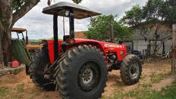 Trator Massey 283 2009