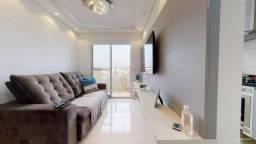 Apartamento com 2 dormitórios à venda, 46 m² por R$ 220.000,00 - Protásio Alves - Porto Al