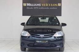TOYOTA ETIOS 2014/2015 1.3 X 16V FLEX 4P MANUAL