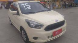 Ford KA Hatch 1.0, completo com GNV