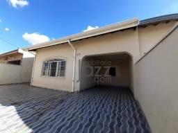 Confortável casa com 3 dormitórios à venda, 168 m² por R$ 380.000 - Jardim Santa Esmeralda
