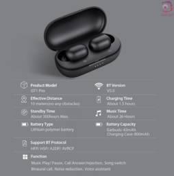 Fones de Ouvido/Headset Xiaomi Haylou GT1 Pro TWS Sem Fio/Intra-auricular Bluetooth