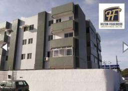Apartamento com 2 dormitórios sendo 01 st para alugar por R$ 1.250/mês - Bairro dos Estado