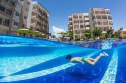 Apartamento com 2 dormitórios à venda, 72 m² por R$ 595.000 - Porto das Dunas - Aquiraz/CE