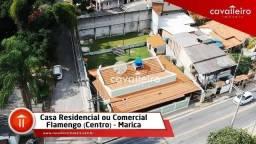 Casa Residencial ou Comercial, 600 m² por R$ 495.000 - Flamengo - Maricá/RJ