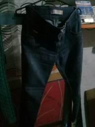 Calça jeans estica N 40