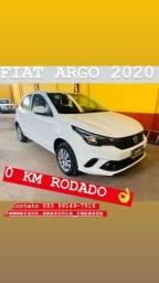 Fiat argo 2020. *0 km rodado.ma amazônia repasse.falar com wemerson - 2020