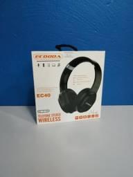 Fone Bluetooth Ecooda Novo !!!