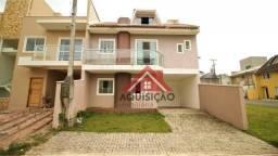 Sobrado com 3 dormitórios à venda, 175 m² por R$ 499.000,00 - Barreirinha - Curitiba/PR