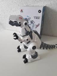 Dinossauro T-REX de pilha