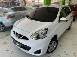 Nissan March 1.0 s 12v flex 4p manual - 2017