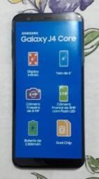 Samsung Galaxy J4 Core, Dual Sim, Azul, Original,