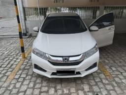 Honda City EX 1.5 16v Aut. Flex 4p. 2016 4 pneus novos 32 mil km - 2016