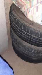 Vende - se pneus meia vida 50 cada ou 3 por 100