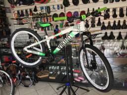 Bicicleta vikingx tuff 25 comprar usado  Colombo