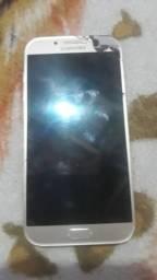 Placa de celular Samsung A7