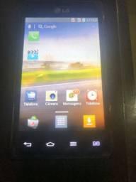 Celular LG E615 leia