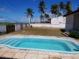 Vendo Casa Beira Mar em Graçandu- 4 quartos - Piscina e Churrasqueira