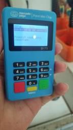 Maquininha- com wi-fi e Chip da Claro 4 G