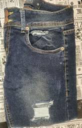 Calça jeans em ótimo estado , tamanho 38 , usada .