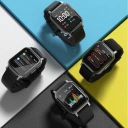 Relógio inteligente / Smartwatch Haylou LS02 lacrado na caixa