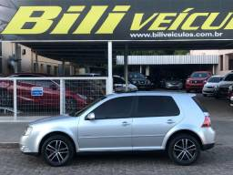 VW/ Golf 1.6 Spoteline. Ano 2010