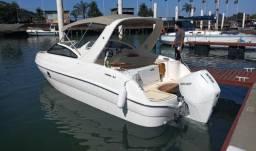 Lancha Coral 24 Open com cabine Barco mais vendido da categoria Direto de fábrica