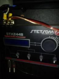 Processador stetsom peças de som