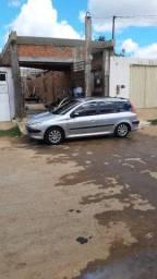 Vendo ou troço Peugeot sw 1.4 carro completo ano 2005