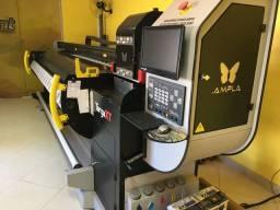 Vendo máquinas de impressão