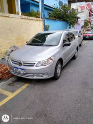 VW Voyage 1.6 2011 Prata