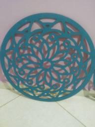 4 Mandalas 60x60